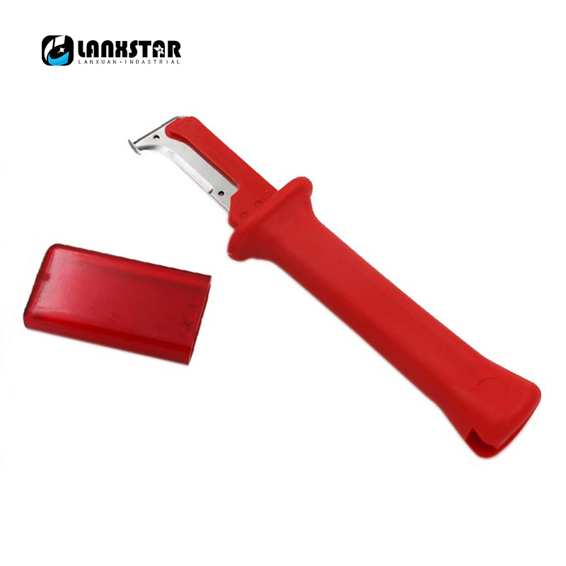 New Electrical Insulation Peeling Tool Knife Manual Peelings Insulated Wire Plastic Stripper l aven en contre bas de la montagne sainte margueriteрепродукции гогена 40 x 30см