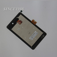 For Dell Tablet Venue 8 Pro 5468w Version Touch Screen Digitizer With LCD Display Assembly Parts