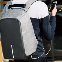 Best Anti Theft USB Charging Travel Backpack
