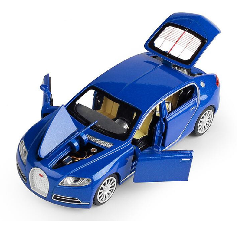 1/32 Bugatti Veyron 16C Galibier Diecast Metal Model Cars ...