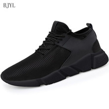 BJYL 2019 New spring and summer soft bottom couple net shoes casual non-slip comfort wear-resistant quick-drying B2