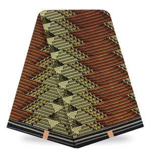 Image 1 - Nigeria Veritable Wax  Guaranteed Real Wax Fabric African Batik Fabric High Quality African Ankara Wax H17020906