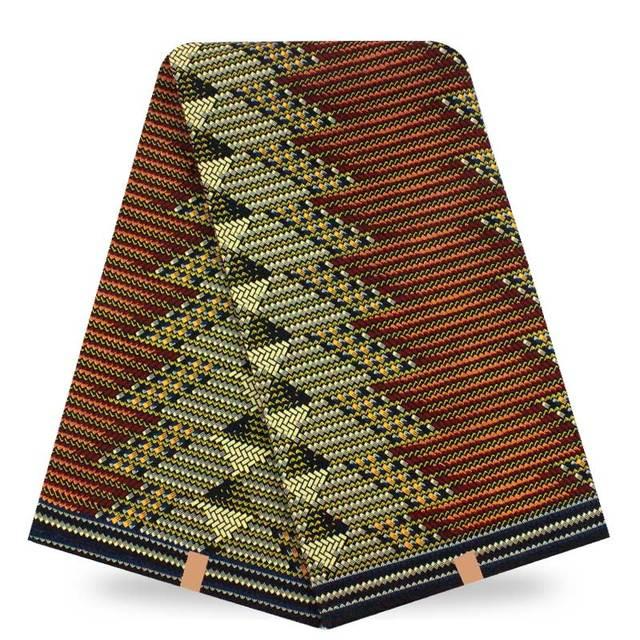 Nigeria Veritable Wax  Guaranteed Real Wax Fabric African Batik Fabric High Quality African Ankara Wax H17020906