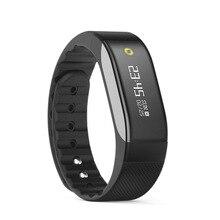 SMA07 Smart Браслет Heart Rate Мониторы дыхание Лампы Будильник вызова сообщение напоминание часы для IOS/Android телефон