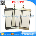 Touch Screen Digitizer Panel For Huawei P8 lite Touch Screen Sensor with logo