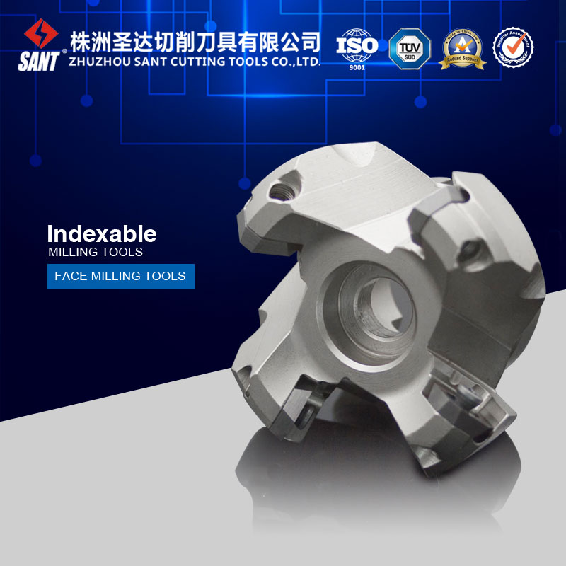 Match insert SEET12T3 Indexable milling cutter milling tools face cutter cutting disc FMA01-050-A22-SE12-04/AF01.12A22.050.04 high precision milling tools high quality milling cutter emp02 050 a22 ap11 06