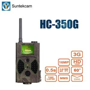 Image 1 - Фотоловушка Suntekcam HC350G 3G с ночным видением, 16 МП, 1080P