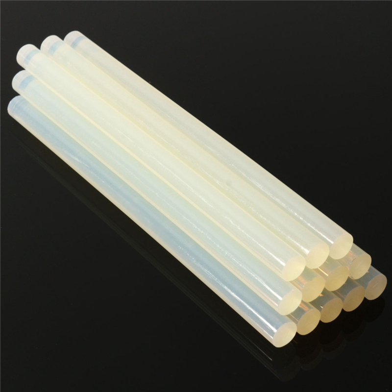 20Pcs/Lot 11mm DIY Hot Melt Glue Sticks For Small Electric Glue Gun Craft Phone Album Hand Repair Accessories Adhesive Sticks