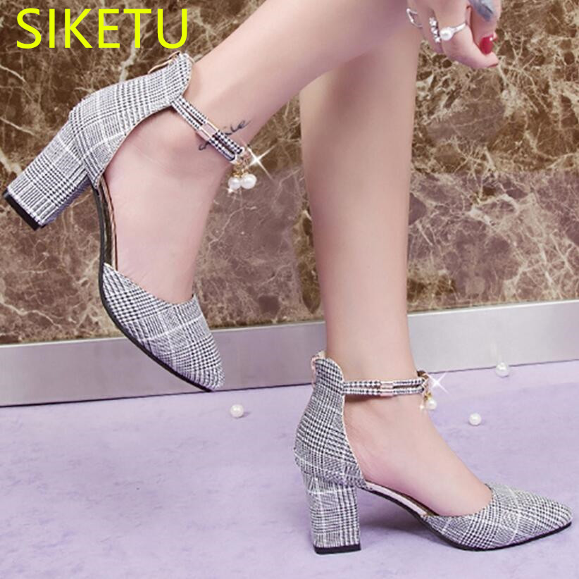 SIKETU Free shipping Spring and autumn women shoes Fashion high heels shoes summer wedding shoes pumps g211 SEX sandals 2017 free shipping siketu spring and autumn women shoes fashion high heels shoes wedding shoes pumps g174 summer sandals