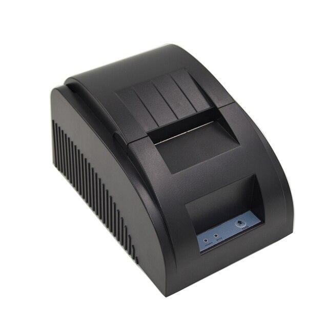 Мини 58 мм Термопринтер Билет 5890D Термопринтер Интерфейс USB Ресторан Билл Принтера Бесплатная доставка