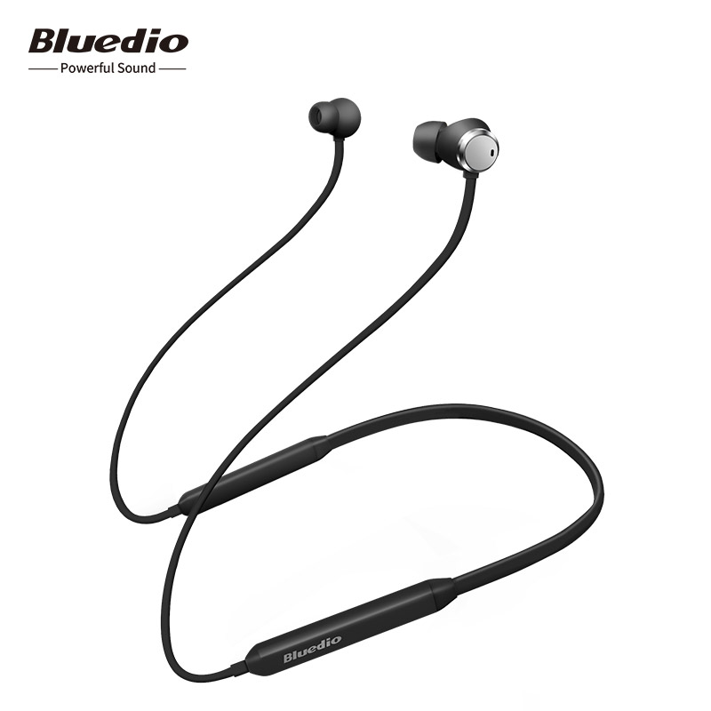 Bluedio TN Sports in-ear earbuds bluetooth earphones with Active Noise Cancelling wireless headset with Microphone for phones fashion wireless bluetooth 4 2 stereo sports in ear earbuds magnetic headset with microphone for android samrtphone