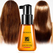 Bioaqua Hair Care Essential Oil Treatment For Dry Hairs Moisturizing Soft And Shiny Hair 70ml Moroccan Pure Argan Hair Oil
