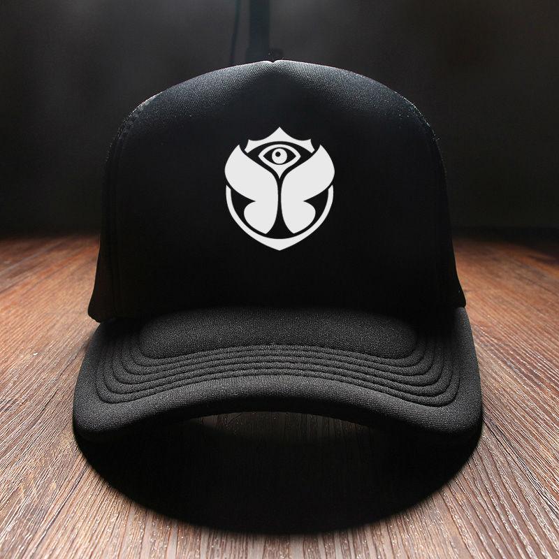 New 2017 Fashion Hats For Women Hip Hop Printed Tomorrowland Rock Band Mens Snapback Baseball Caps Brand Punk Summer