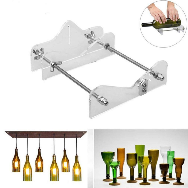 Accessories Glass Bottle Cutter Tool Professional For Bottles Cutting Glass Bottle-cutter DIY Cut Tools Machine Wine Beer New