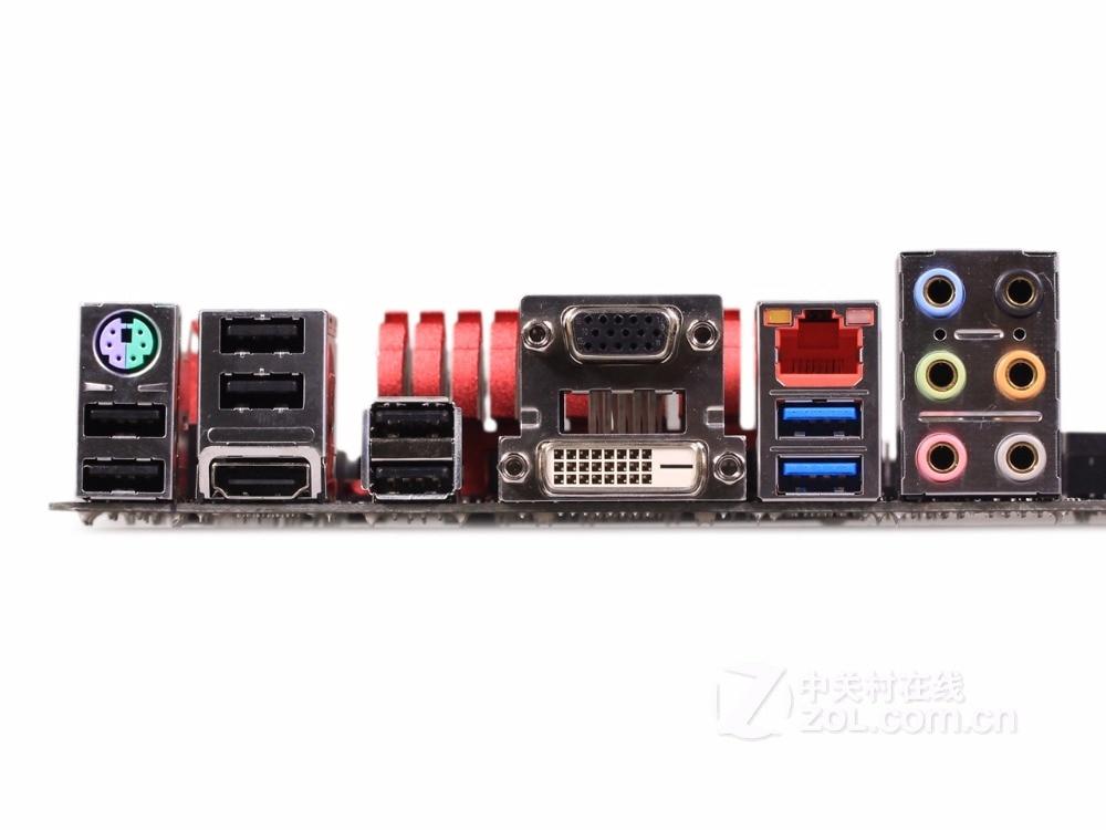 I//O Shield backplate For ASRock Z87 KILLER Motherboard Backplate IO