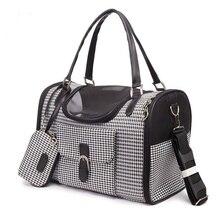 Pet Carrier Bag Shoulder Bag Pet Handbag for Small Cats Dogs