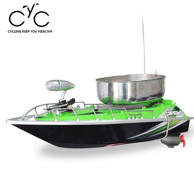 Mini Fast Electric Fishing Bait Boat 300m Remote Control 500g Lure Fish Finder Feeder Boat USB Rechargeable 8Hours / 9600MAH bobing remote control nest ship bait boat fishing gear automatical hit device fish inducer fishing tackle tool accessories