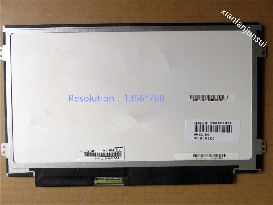 10.1-inch LP101WH2TLA2 CLAA101WA03 ultra-thin LCD screen10.1-inch LP101WH2TLA2 CLAA101WA03 ultra-thin LCD screen