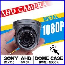 1111 bigsale металлическая мини камера видеонаблюдения ahd 720p/960p/1080p