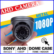 11.11BigSale Metal Mini CCTV AHD Camera 720P/960P/1080P digital all FULL High De