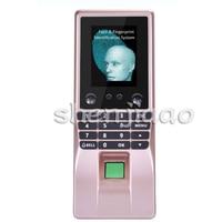 Mini Yüz Makinesi Parmak İzi Erişim Kontrol Tarayıcı Sistemi Sensörü Kod Okuyucu Kapı Kilidi Tanıma Makinesi 1 adet