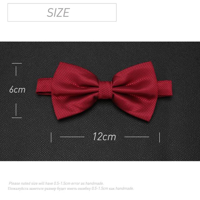 Men's Fashion Bow Ties