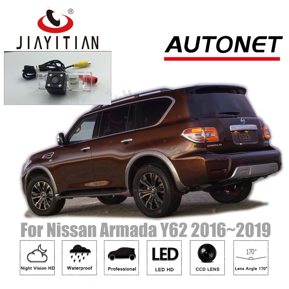 2019 Nissan Armada: JiaYiTian Rear View Camera For Nissan Armada Y62 Patrol