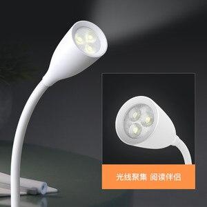 Image 3 - Bóng Đèn Thông Minh Yeelight Điểm Để Bàn Sạc Để Bàn Bảo Vệ Mắt Đèn Bàn Có Thể Điều Chỉnh Đèn LED USB Clip
