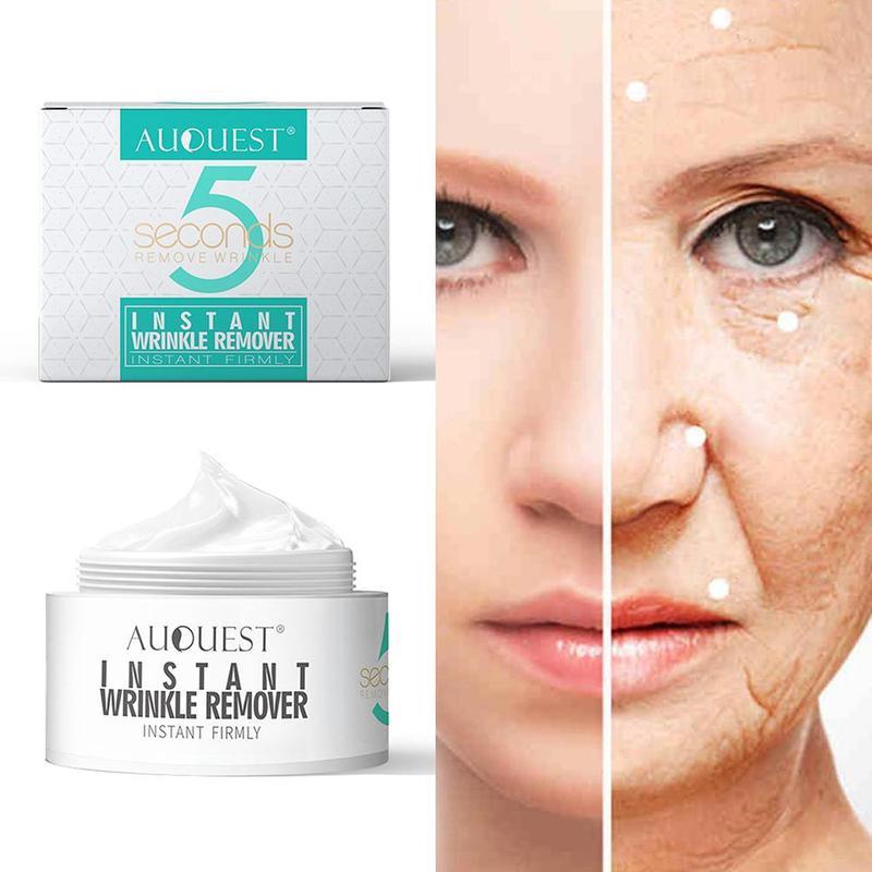 Heißer Peptid Falten Creme 5 Sekunden Falten Entfernen Haut Straffende Straffen Feuchtigkeitscreme Gesicht Creme Hautpflege