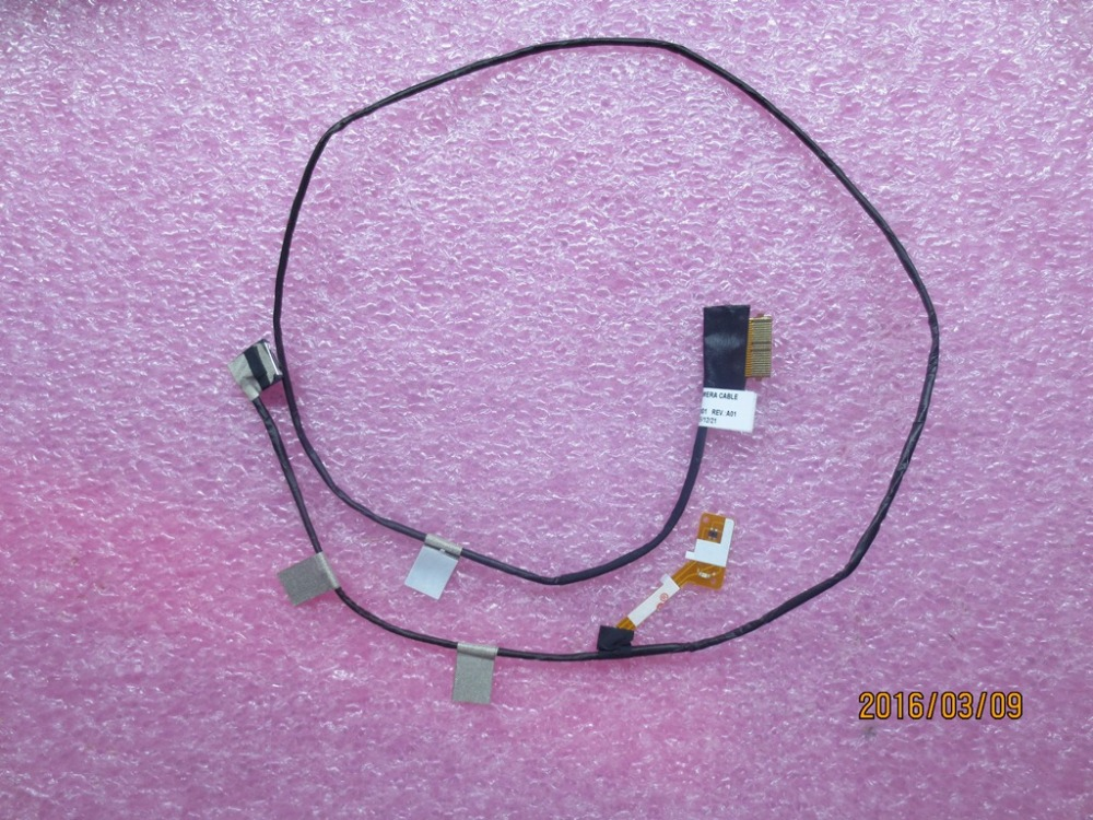 New Original for Lenovo ThinkPad P50s T560 Built-in LED Camera Connection Cable 00UR853 new original for lenovo thinkpad t560 p50s bottom base cover lower case shell 00ur847