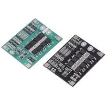 Original 3S 25A Li-Ion 18650 BMS PCM Batterie Schutz Bord BMS PCM Mit Balance Für li-ion Lipo Batterie Zelle pack Modul