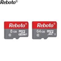 Reboto新しいバージョントップ販売マイクロsdカードクラス10 tfカード32ギガバイトメモリカードusb micosdカード用機動電話mp3