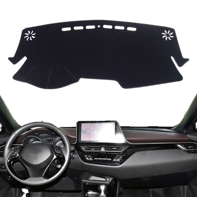 For Toyota C-HR CHR 2016 2017 2018 Car Dashboard Cover Mat Pad Sun Shade Instrument Protective