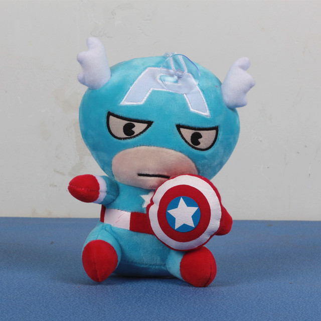 Superhero Plush Toys