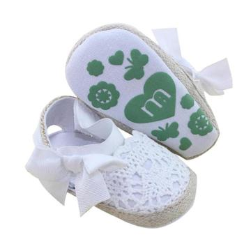LONSANT First Walker Baby Shoes 2018 Infant Toddler Princess First Walkers Prewalker Shoes Bow Shoes Dropshipping Wholesale 1