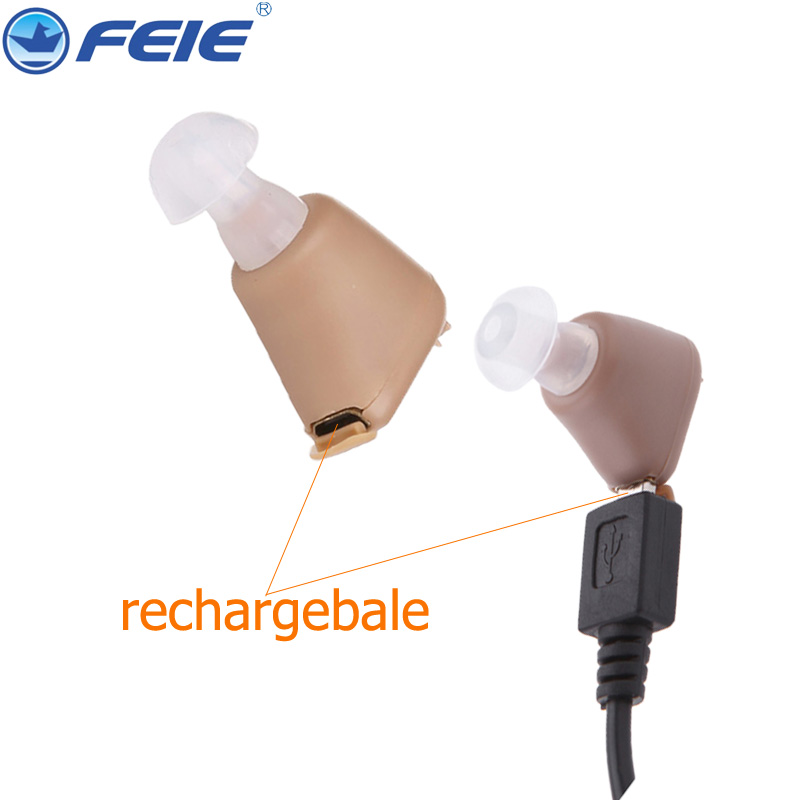 Hearing aid price mini invisble in ear USB rechargeable hearing aids with mini microphone ear tools amplifiers S-216 acosound invisible cic hearing aid digital hearing aids programmable sound amplifiers ear care tools hearing device 210if