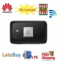 Разблокированный zte MF910 MF910L 4G LTE wifi роутер 4G Dongle мобильный точка доступа