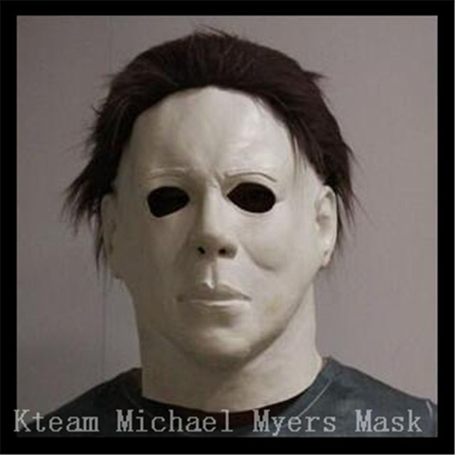 Top Quality Famous Movie Horror Halloween Michael Myers Mask ...