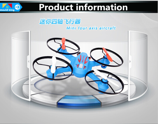 Hot sale Phantom  UFO Toys 33023  mini rc drone 2.4GHz 4ch 6 Axis Gyro Remote control Mini Quadcopter  for kids as best gift  цены