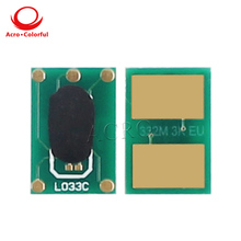 EU 46507616 46507615 46507614 46507613 Compatible chip for OKI C712n C712dn laser printer toner cartridge reset used for oki b710 01279001 printer cartridge toner reset chip