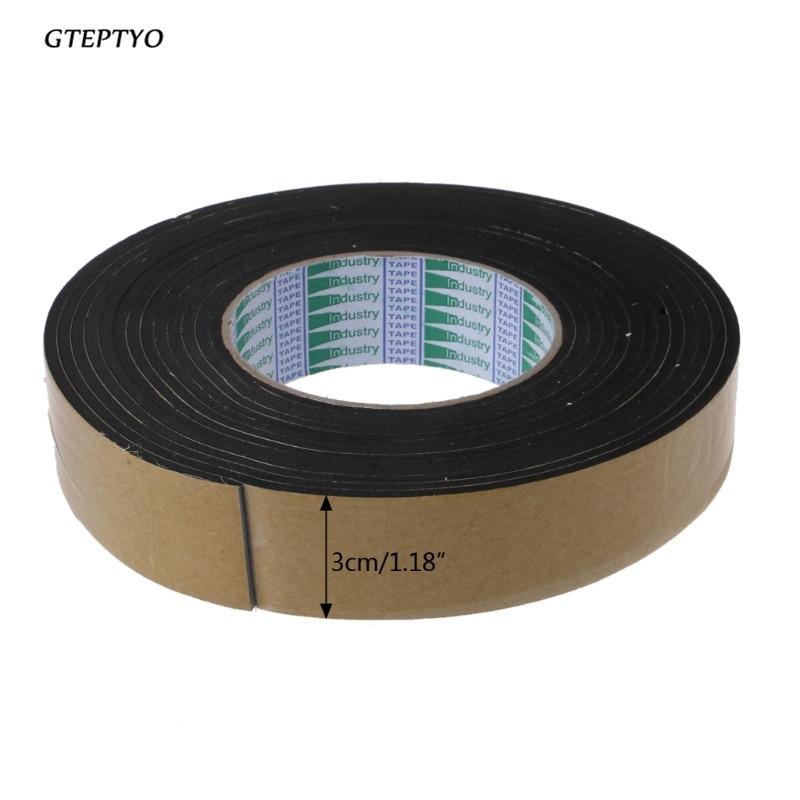 "Vkey 100mm Wide 1 Meter Long Self Adhestive Strips Super Sticky B... Approx 4/"""