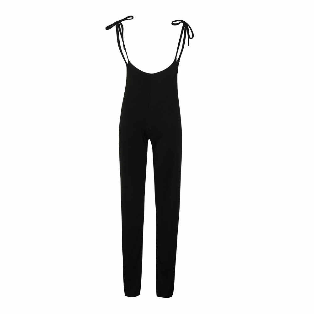 1fb52c9e585 ... Echoine 2018 High Waist Suspenders for Women Fashion Sweet Girls Braces  Pants Casual Loose Trousers Overalls ...