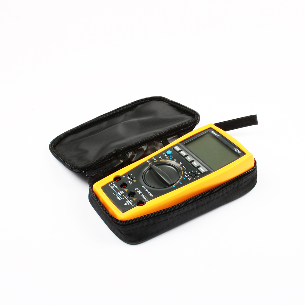 Original Vichy VC99 3 6 7 Auto range digital multimeter have bag Hot sale better 17B