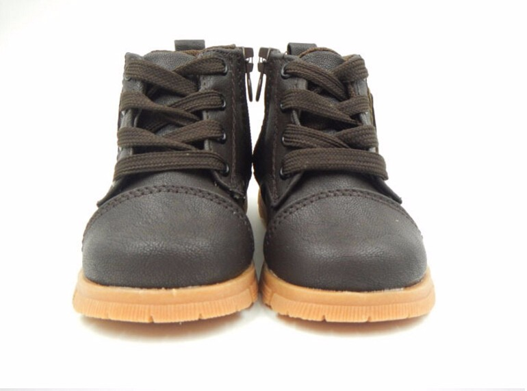 16 autumn children sport shoes boys chaussure baby girls short boots for kids sneakers child Ankle casual martin shoes 15