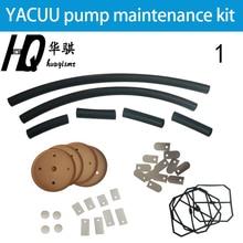 купить YACUU pump maintenance kit H5448D H5448E DOP-300S/300SA DOP-420S/420SA used for FUJI NXT chip mounter JUKI pick & place machine недорого
