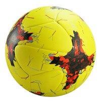2019 Offical Football Ball Size 5 Material PU Team Sports bola de futebol Competition Training Balls Support Custom Soccer Ball