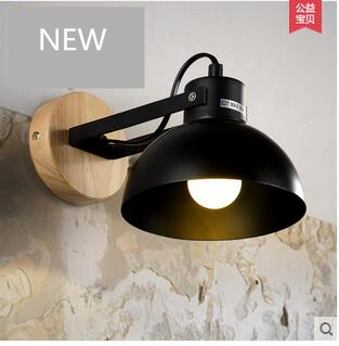 Free shipping WD021 New style European simple elegant metal frame wall lamp lighting