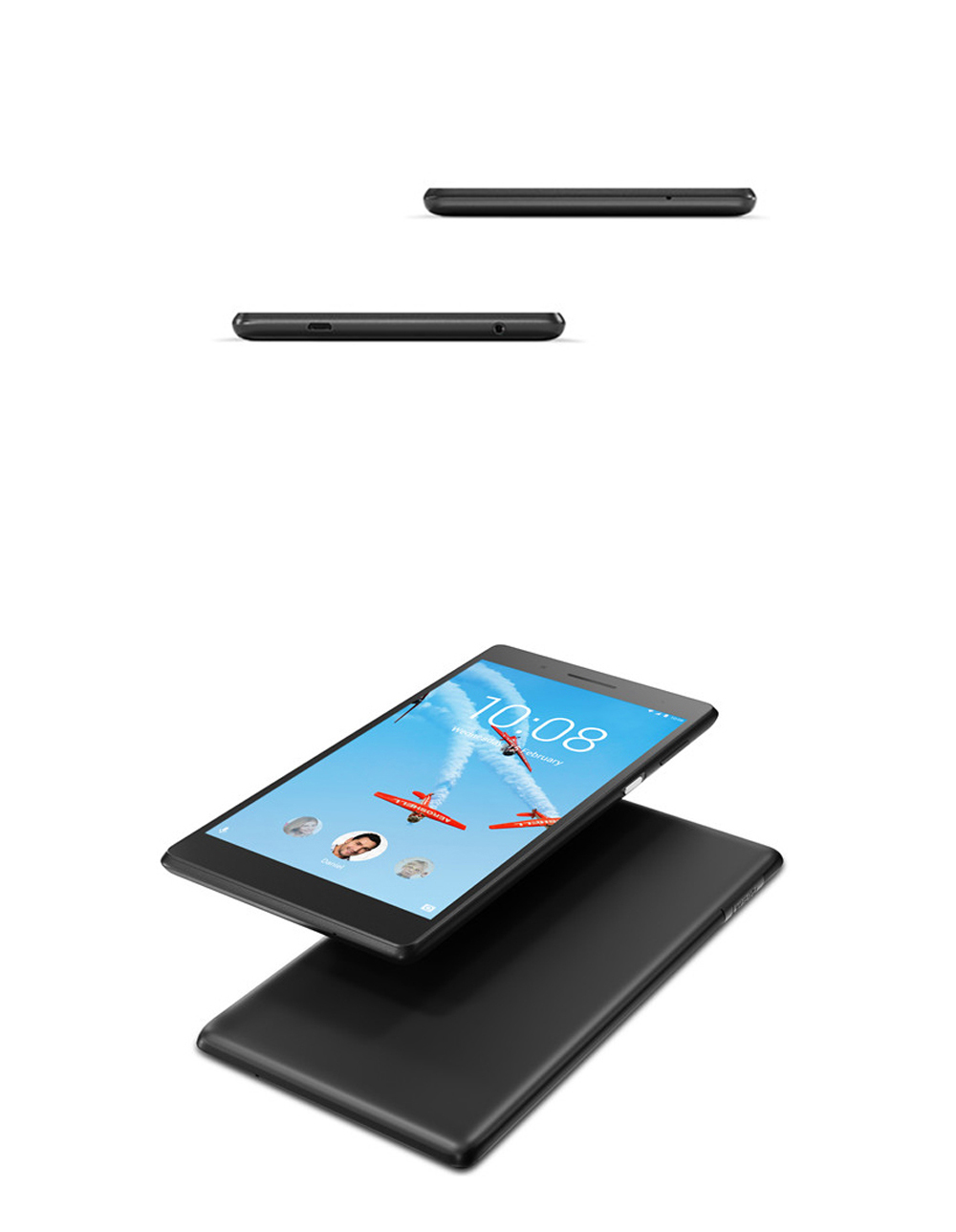 Global Lenovo TAB 7 Essential TB-7304N Android7 0 MT8735D Quad-Core 1 3GHz  64B 1G+16G LTE 7 0 Inch Dual SIM 3450mAh Smart Phone