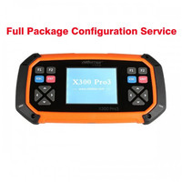 Service to Get OBDSTAR X300 PRO3 Key Master Full Package Configuration