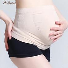 ARLONEET ленты для живота послеродовой пояс Одежда для беременных из хлопка натуральный цвет послеродовой пояс для живота специальный Поддерживающий Пояс nov28